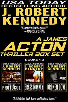The James Acton Thrillers (Boxed Set) - http://www.justkindlebooks.com/james-acton-thrillers-boxed-set/
