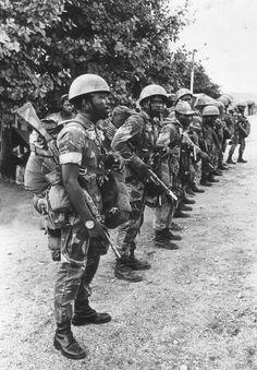 rhodesian africa rifles - Google Search