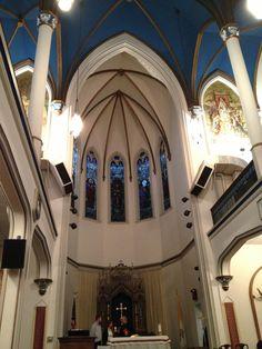 St. Mary Magdalene Catholic Church In Omaha, Nebraska. Church Where My  Cousin Was