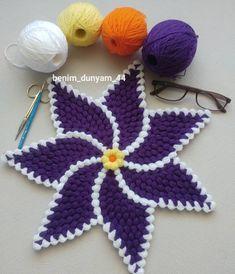 Crochet for beginners doilies link 29 super Ideas Afghan Crochet Patterns, Crochet Motif, Crochet Designs, Crochet Doilies, Crochet Flowers, Crochet Stitches, Crochet Baby, Knitting Patterns, Amigurumi For Beginners