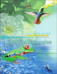 Guía metodológica ciencias naturales 1  Honduras, distribución gratuita