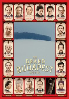 Wes Anderson's Movies Depicted as Animated GIF Posters :: Design :: Features :: Paste