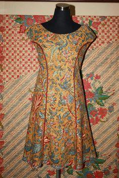 Dress batik 3N