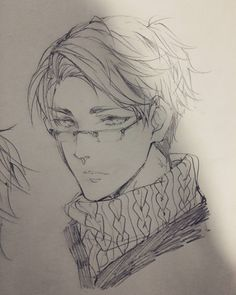 Manga Drawing I tried to lho. doodling on new sketchbook. Sketch Manga, Art Manga, Anime Art, Sketchbook Drawings, Art Drawings, Drawing Sketches, Reference Manga, Drawing Reference, Illustration Book