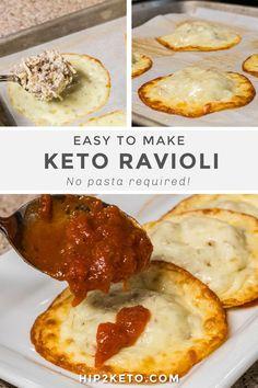 Ketogenic Recipes, Low Carb Recipes, Diet Recipes, Cooking Recipes, Easy Keto Recipes, Keto Recipes With Bacon, Spinach Recipes, Chili Recipes, Gastronomia