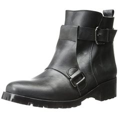 Andre Assous Women's Bethany Motorcycle Boot * You can find out more details at the link of the image. (This is an affiliate link) #AnkleBootie