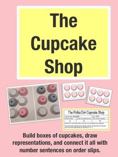 The Cupcake Shop Performance Task: An in-depth look at groups and the conceptual understanding behind multiplication.  $
