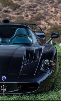 Maserati MC12 convertible