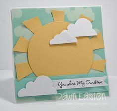 Treasure Oiler Designz: You Are My Sunshine