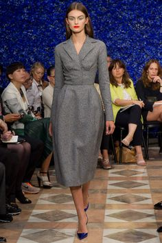 Christian Dior Fall 2012 Couture - Review - Fashion Week - Runway, Fashion Shows and Collections - Vogue - Vogue