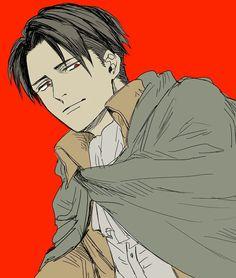Levi Ackerman_Attack on Titan_Shingeki no kyojin Hanji And Levi, Levi Mikasa, Armin, Attack On Titan Meme, Aizawa Shouta, Eruri, Character Inspiration, Anime Guys, Haikyuu