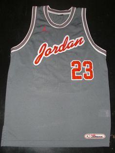 vycupp Michael Jordan jersey white North Carolina NIKE sz 48 MINT