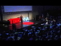 TEDx talk with Brian Andreas : Living Comes First