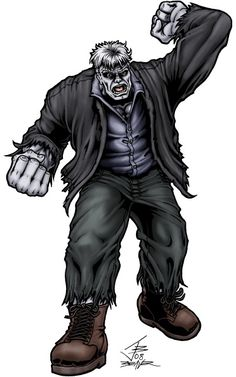 Solomon Grundy - PrimeOp.deviantart.com