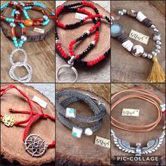 Bijoux , bracelets, boho , necklace