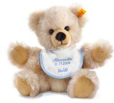Steiff Birth Bear from Little Whispers
