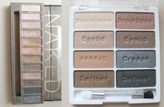 """Dupe of the Day! Wet N Wild """"Nude Awakening"""" for Urban Decay """"Naked"""" Palette"""