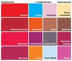 Брендовые цвета. Как их сочетать? Интересная информация #moscow, #russia Brand colours. How to combine them? interesting and useful information