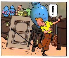 Herge's Tintin - The Secret of the Unicorn • Herge, Tintin et moi