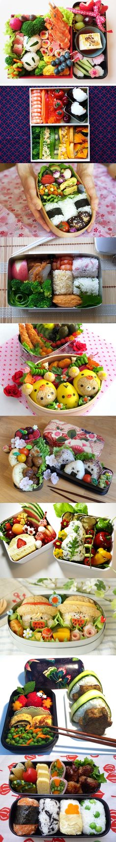 b480dccbc9de Bento 2012 Contest Top 10 finalists. Can you imagine the effort that goes  into these