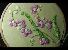 Resultado de imagen para youtube hand embroidery designs 165- lucknow Chikan dessigns