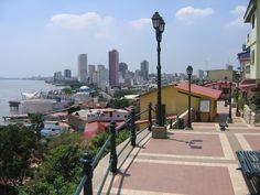 Cerro Santa Ana, Las Peñas, Guayauqil... Como llegamos hasta acá?