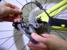 Derailleur Cleaning | Mountain Bike Maintenance