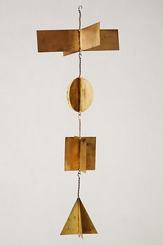 Geo Chimes - anthropologie.com #anthrofave