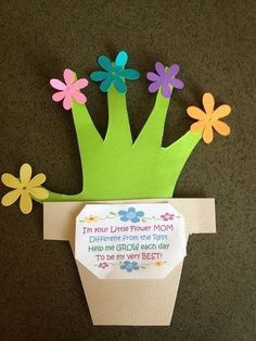 Craft toddler crafts, daycare crafts, preschool crafts, crafts for kids Daycare Crafts, Toddler Crafts, Preschool Crafts, Crafts For Kids To Make, Art For Kids, Spring Crafts, Holiday Crafts, Cadeau Parents, Mother's Day Activities