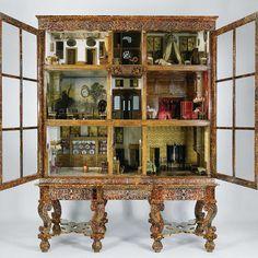 Poppenhuis van Petronella Oortman, anoniem, ca. 1686 - ca. 1710 - Wonderful closeups, check ir out