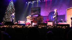 Trace Adkins & Lily Costner Sing 'Silent Night' at Stanley Theater Chris...