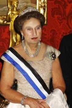 Infanta Margarita Visita de Estado de Portugal