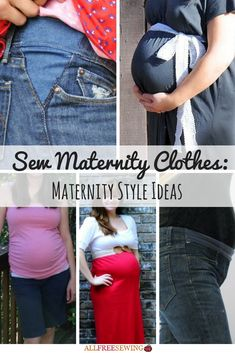 a30d6d9f00116 26 Best DIY Maternity Clothes images in 2019 | Maternity styles ...