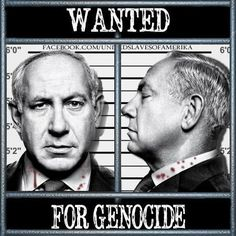 Benjamin Netanyahu and the government of Israel are, as this graphic suggests, certainly guilty of committing outright murder in their campaign of genocide against the Palestinian people.