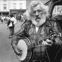 He was born in his parents' horse-drawn caravan. His family were Irish Travellers(but call themselves Pavee) originally from County Wexford, where his father was a fiddle player. He is one of Ireland's most noted banjo players (also proficient with fiddle, melodeon and guitar). Dunne became known to a wide Irish audience from his regular busking at GAA sporting fixtures, particularly in Munster. Later he played in England, France, Australia and New York, where he appeared with The Dubliners.
