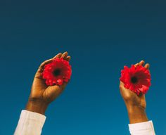 FLOWERS MEAN PEACE !MODEL - OYE
