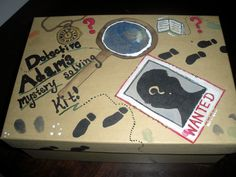What an amazing and simple idea!  Homemade Detective Kit! « Make the Best of Everything