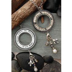 Shopping at Femail Creations - Compass Necklace $69