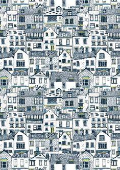Risultati immagini per zentangle city