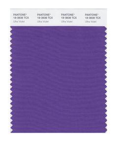Pantone Smart Swatch 18-3838 Ultra Violet