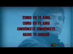 ▶ Raphael - Como Yo Te Amo (Letra, Lyrics) -Karaoke- - YouTube