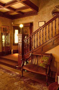 California Historical Houses -- Los Angeles County -- Long Beach -- Bembridge House (built 1906)