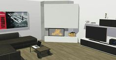 #fireplace #project #design