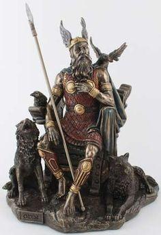 Odin, Norse God