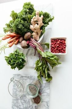 Bobbi shares her delicious kale smoothie recipe (photo by Alice Gao)