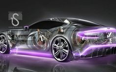 Car neon