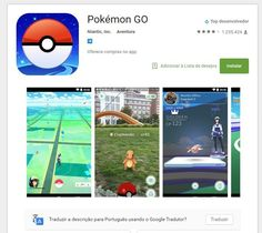 Pokémon GO é lançado oficialmente no Brasil