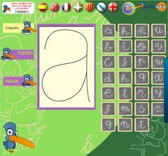 Childtopia: Caligrafía para Educación infantil - Didactalia: material educativo