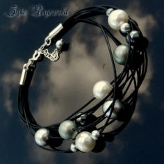 Sweet Harmony sterling silver bracelet by BraceletsWorld on Etsy, $29.99