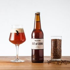Out of China (hoppy red ale)